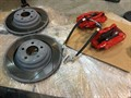 Brembo Rear Hellcat Calipers and Rotors (used)
